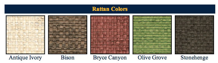 rattan color bar 2