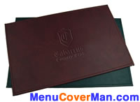Country club table mats.