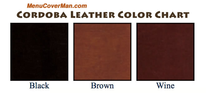 Tuxedo Leather Color Bar
