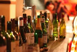 Wine and drink list covers at menucoverman.com